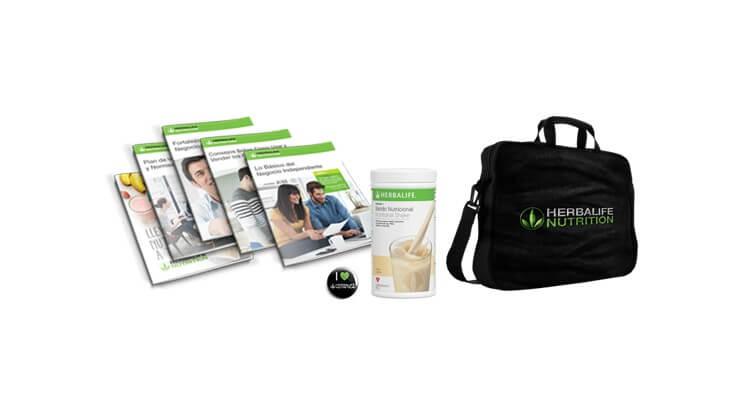 Pack Asociado Herbalife GT