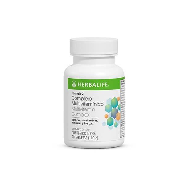Fórmula 2 Complejo Multivitamínico Herbalife