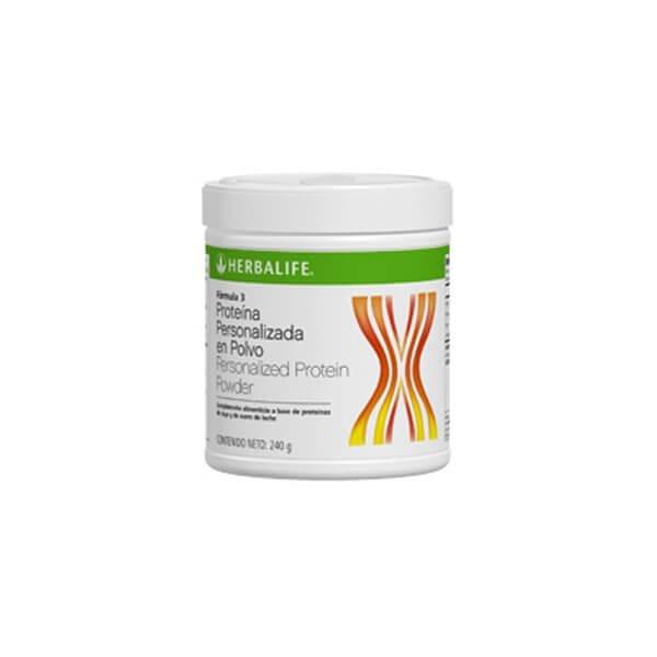 Proteina en Polvo Personalizada Herbalife